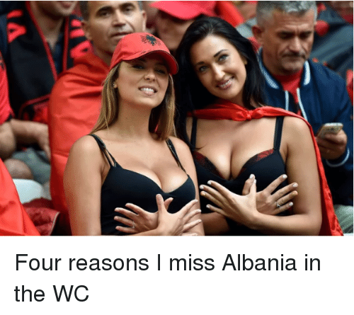 Albania: Four reasons I miss Albania in the WC