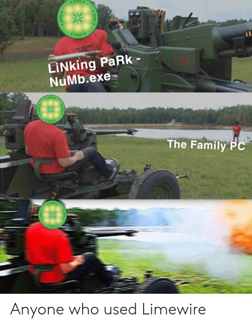 linking: FPS RUSSIA  LİNking PaRk-  NuMb.exe-  The Family PC Anyone who used Limewire
