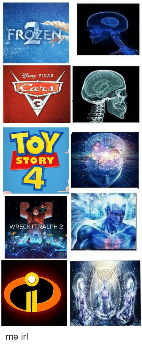 Search Pixar Memes on me.me Wreck It Ralph Trailer Toy Story