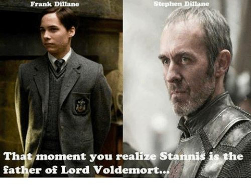 that moment you realize: Frank Dillane  That moment you realize Sta  father of Lord Voldemort.