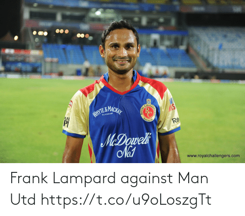 man utd: Frank Lampard against Man Utd https://t.co/u9oLoszgTt