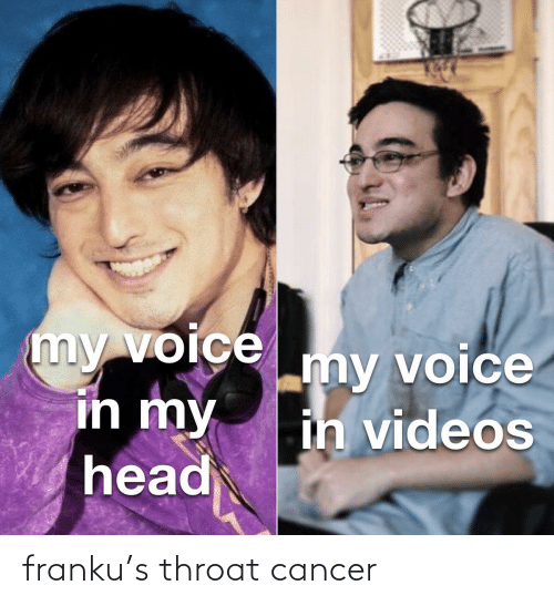 throat cancer: franku's throat cancer