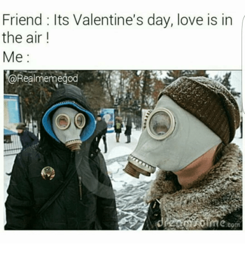 25+ Best Memes About Love Is in the Air