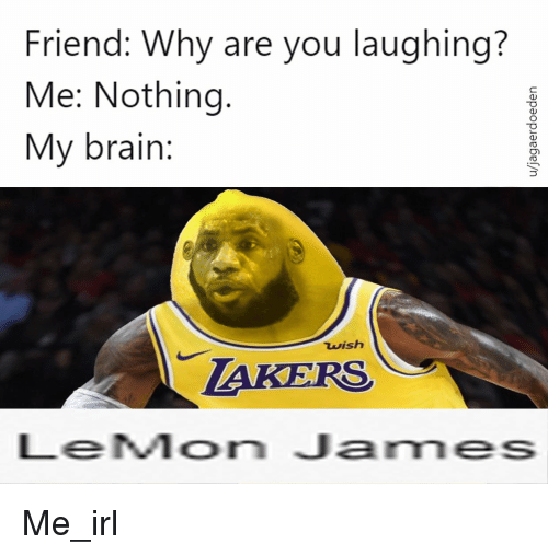 takers: Friend: Why are you laughing?  Me: Nothing.  My brain:  wish  TAKERS  LeMon James Me_irl