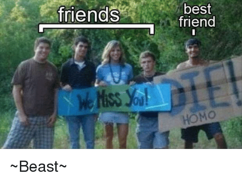 Friends Best Friend: friends  best  friend ~Beast~