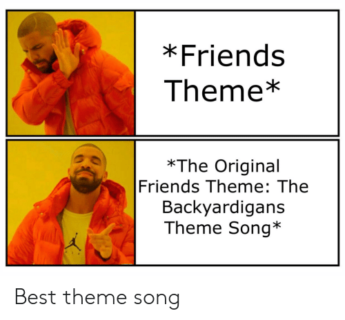 The Backyardigans: *Friends  Theme*  *The Original  Friends Theme: The  Backyardigans  Theme Song* Best theme song