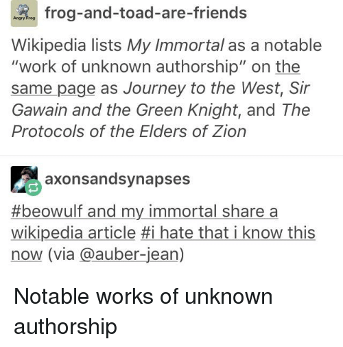 Sir Frog And The Toads The Frog