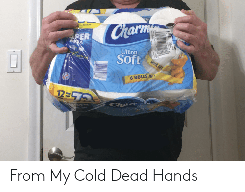 cold-dead-hands: From My Cold Dead Hands