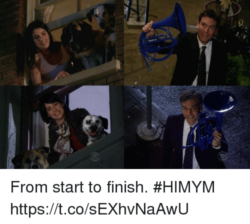 Memes, 🤖, and Himym: From start to finish. #HIMYM https://t.co/sEXhvNaAwU