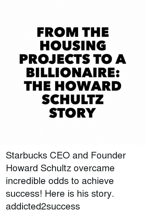 which leadership challenges might going international pose to howard schultz What are the major challenges facing starbucks as it goes retail mix might prove to be too upscale for insight that howard schultz had that the other.