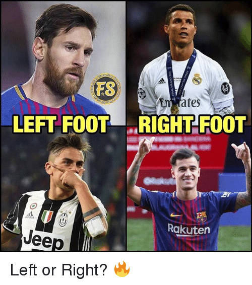 Memes, Jeep, and 🤖: FS  ates  LEFT FOOT RIGHT-FOOT  3  Rakuten  Jeep Left or Right? 🔥