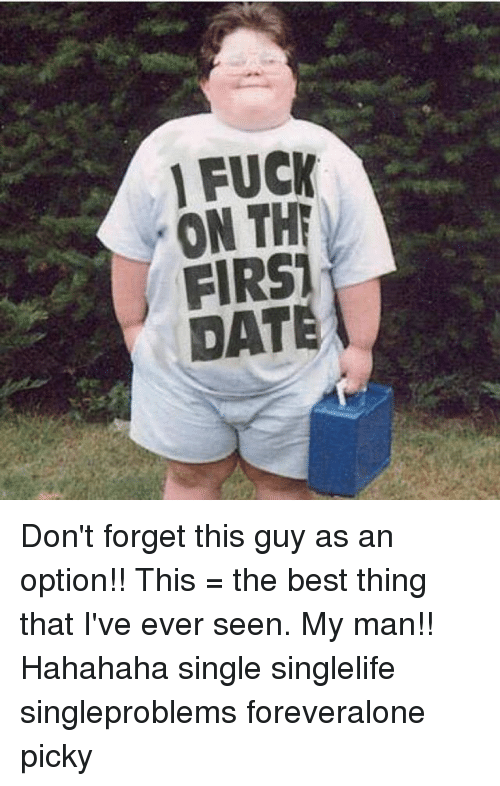 Fuck On The First Date T