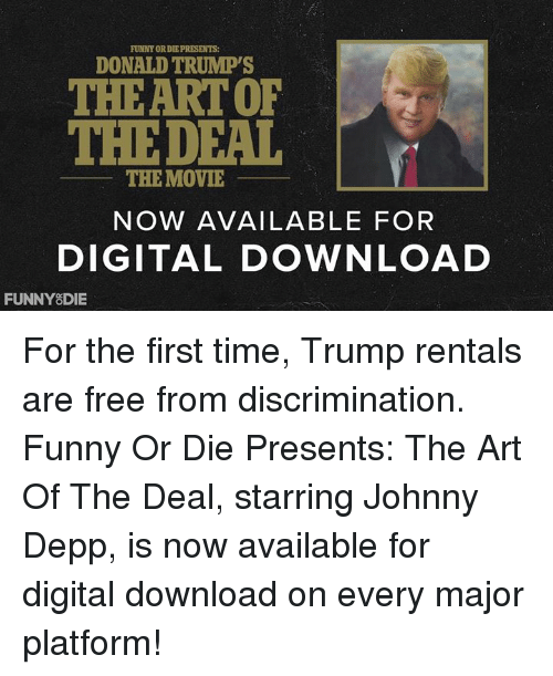 wiki donald trumps deal movie