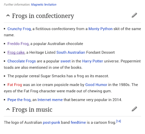 Further Information Magnetic Levitation a Frogs in Confectionery ...