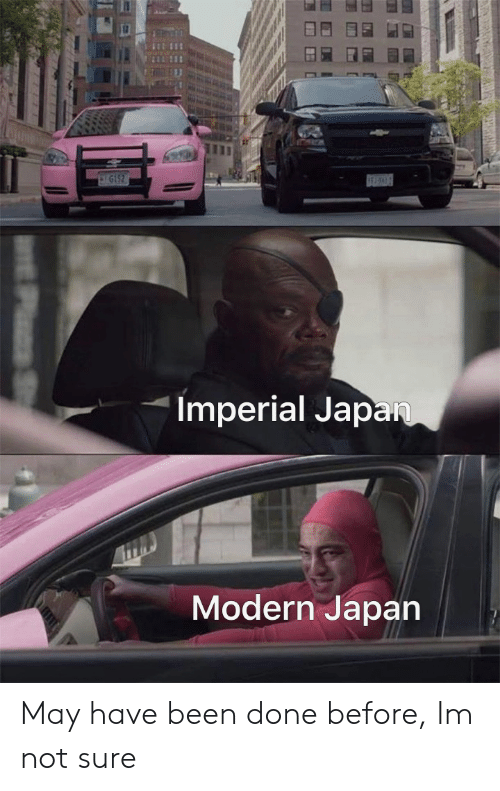 imperial: G152  'Imperial Japan  Modern Japan May have been done before, Im not sure