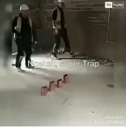 Trap, Video, and Indonesian (Language): gakak. super Trap  Made With  va Video