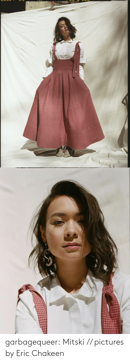 Pictures: garbagequeer: Mitski // pictures by Eric Chakeen