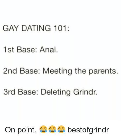 What is second base in dating