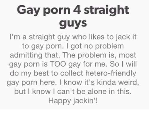 Im Gay And Dating A Straight Guy