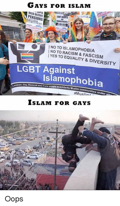Gay rights in islam