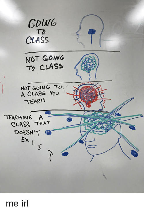 Analogy, Irl, and Class: GDING  CLASS  NOT GOING  TO CLASS  NOT GOING TO  A CLASS You  TEACH  TEACHING A  THAT  CLASg DOESN'T me irl