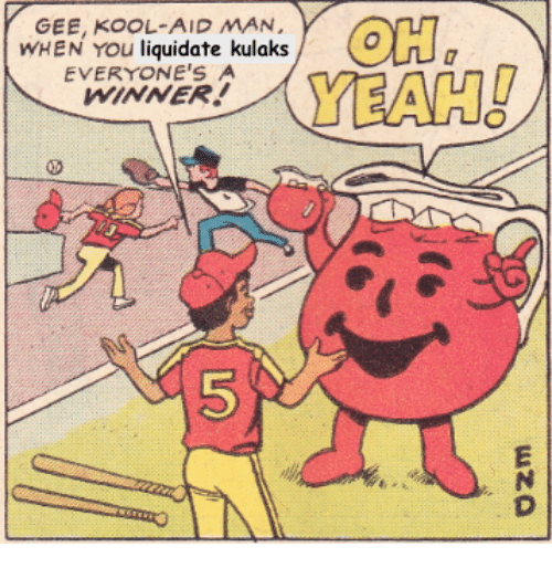 an analysis of kool aid makes the world go round Sunday, november 28, 2010 a cup of kool aid.