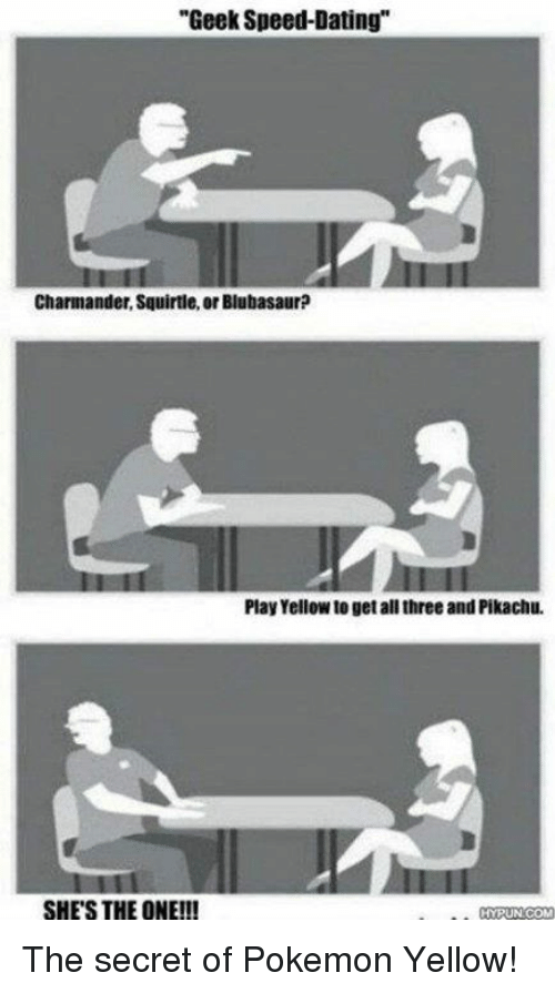 speed date play