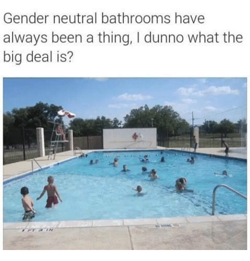 gender neutral final Gender neutral bathrooms on campus are in the final stages, the location for these bathrooms will be in main areas around campus they will be diverse and available for every one to use.