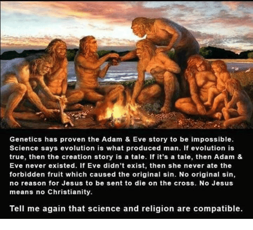 creation which religions story is true essay Creation versus evolution: we compare the theory of evolution with the bible's creation account in easy-to-understand terms, using evidence from the fields of paleontology, geology, biology, and astronomywe provide links and a bibliography for those who want to study both sides of the issue.