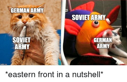 german army: GERMAN ARMY  SOVIET ARMY  SOVIET  ARMY  GERMAN  ARMY *eastern front in a nutshell*
