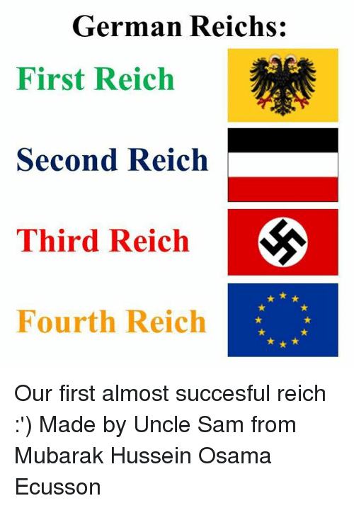 """how democratic was the second reich Reich, (german: """"empire""""), any of the empires of the germans or germany: the holy roman empire (qv) the second reich, led by the prussian hohenzollerns."""