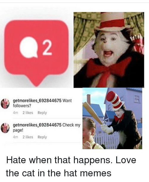 Cast Of The Cat In The Hat: Funny The Cat In The Hat Memes Of 2017 On SIZZLE