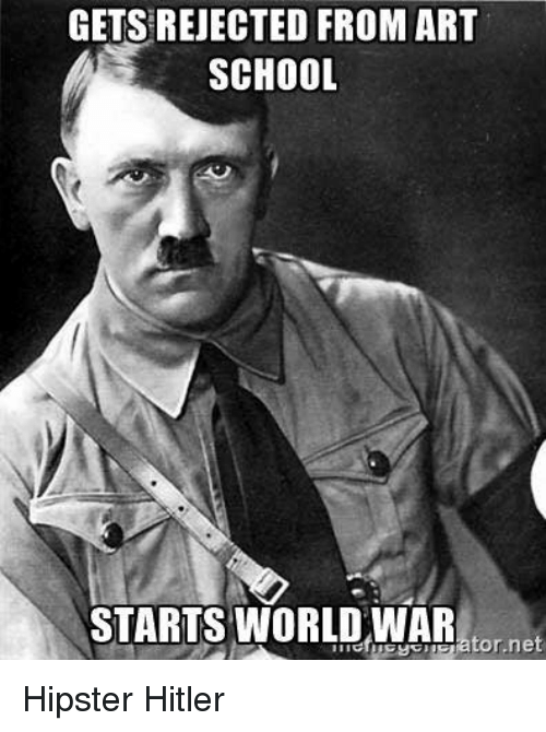 Jew Detector: 25+ Best Memes About Hipster Hitler