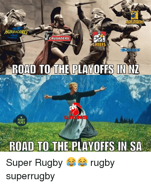 crusaders: GHINNERS  HURRICANE  CRUSADERS  CHIEFS  ROAD TO THE PLAYOFFS IN NZ  RUGBY  MEMES Super Rugby 😂😂 rugby superrugby