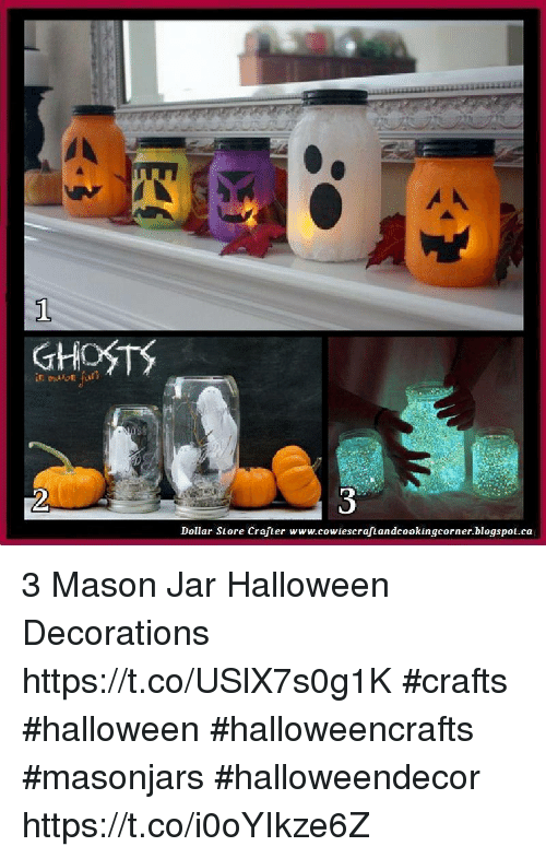 halloween memes and dollar store ghost dollar store crafter wwwcowiescrafiandcookingcorner