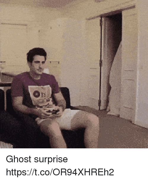 ghostly: Ghost surprise https://t.co/OR94XHREh2