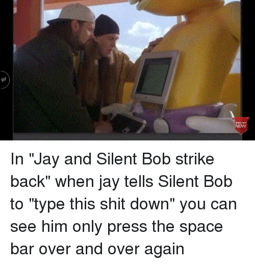 jay and silent bob: gif  EUBSCRIBE  NOW