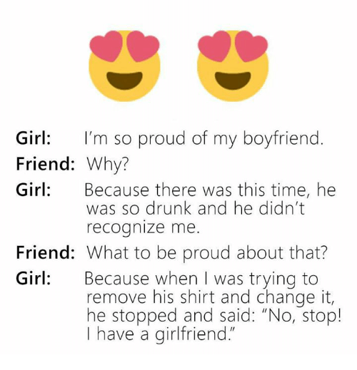 i have a girlfriend and im a girl