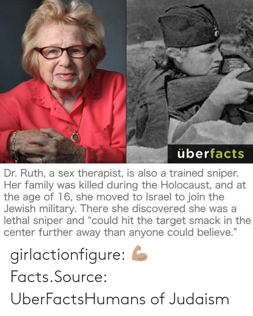 reaction: girlactionfigure:  💪🏽 Facts.Source: UberFactsHumans of Judaism
