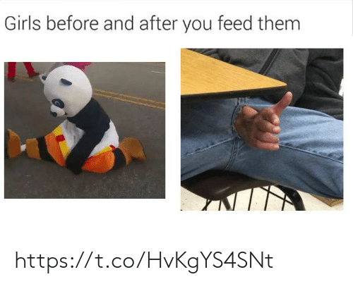 before and after: Girls before and after you feed them https://t.co/HvKgYS4SNt