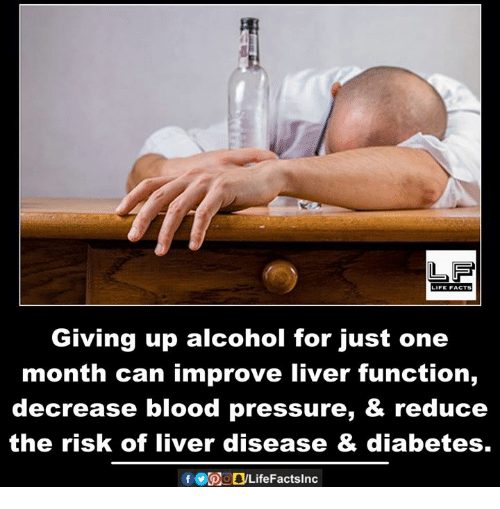 giving up alcohol for just one month can improve liver 17579677 giving up alcohol for just one month can improve liver function