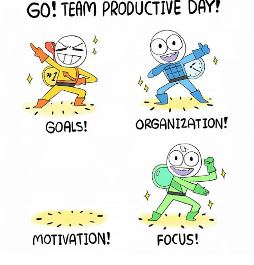 the team motivation in organizations Even without redesigning processes, however, team leaders can start improving the total motivation of their employees by: holding a reflection huddle with your team once a week.