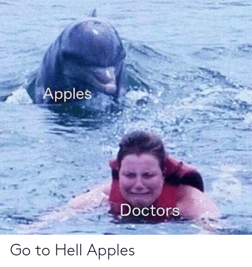go to hell: Go to Hell Apples