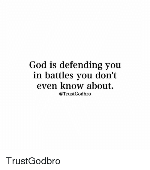 how to know if god is testing you