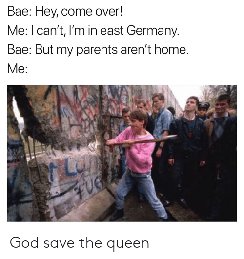 the queen: God save the queen