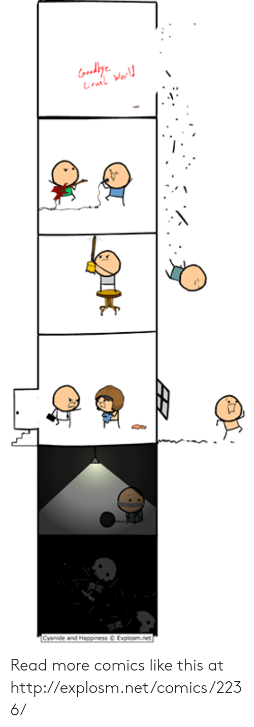 Cyanide And Happiness Explosm Net: Gody  La Warl  Cyanide and Happiness Explosm.net Read more comics like this at http://explosm.net/comics/2236/