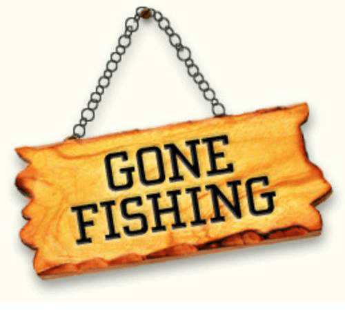 Gone fishing meme on sizzle for Gone fishing game