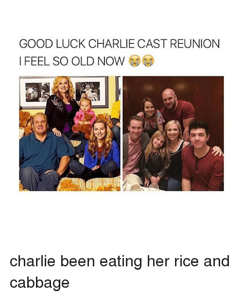 9 Cast Reunions Then And Now: 25+ Best Memes About Good Luck Charlie
