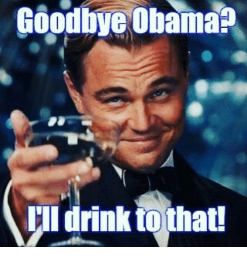 goodbye obama drink to that 11998999 🔥 25 best memes about obama drinking obama drinking memes