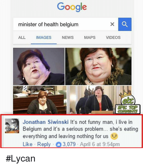 Belgium Funny And Google Google Minister Of Health Belgium All Images News Maps